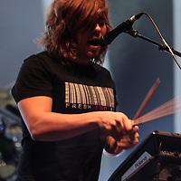 Bastille performing live at Brixton Academy, London, 2013-10-15