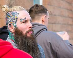 Scottish Tattoo Convention, Edinburgh, 30 March 2019