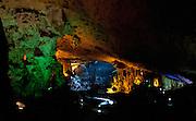 Sung Sot Cave - Ha Long Bay - Vietnam