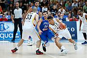 DESCRIZIONE : Trento Nazionale Italia Uomini Trentino Basket Cup Italia Italy Germania Germany<br /> GIOCATORE : Andrea Cinciarini<br /> CATEGORIA : Tecnica Controcampo<br /> SQUADRA : Italia Italy<br /> EVENTO : Trentino Basket Cup<br /> GARA : Italia Germania Italy Germany<br /> DATA : 01/08/2015<br /> SPORT : Pallacanestro<br /> AUTORE : Agenzia Ciamillo-Castoria/G.Contessa<br /> Galleria : FIP Nazionali 2015<br /> Fotonotizia : Trento Nazionale Italia Uomini Trentino Basket Cup Italia Germania