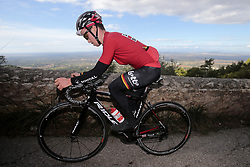 December 15, 2017 - Manacor, Espagne - MANACOR, SPAIN - DECEMBER 15 : LAMBRECHT Bjorg (BEL) Rider of Team Lotto - Soudal pictured during the training camp of the Lotto Soudal cycling team on December 15, 2017 in Manacor, Spain, 15/12/17 (Credit Image: © Panoramic via ZUMA Press)