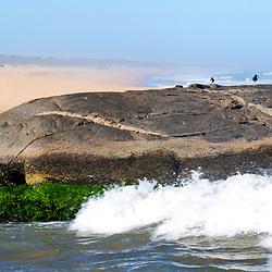 """""""Praia de Caraís (Parque Estadual Paulo Cesar Vinha) fotografado em Guarapari, Espírito Santo -  Sudeste do Brasil. Bioma Mata Atlântica. Registro feito em 2008.<br /> <br /> <br /> <br /> ENGLISH: Beach of Caraís<br />  photographed in Guarapari, Espírito Santo - Southeast of Brazil. Atlantic Forest Biome. Picture made in 2008."""""""
