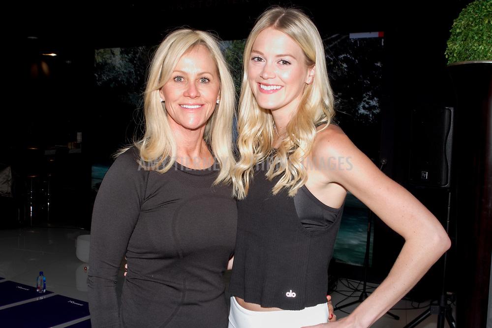 Lori Milgard, and daughter Lindsay