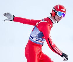 01.01.2014, Olympiaschanze, Garmisch Partenkirchen, GER, FIS Ski Sprung Weltcup, 62. Vierschanzentournee, Bewerb, im Bild Andreas Wank (GER) // Andreas Wank (GER) during Competition of 62nd Four Hills Tournament of FIS Ski Jumping World Cup at the Olympiaschanze, Garmisch Partenkirchen, Germany on 2014/01/01. EXPA Pictures © 2014, PhotoCredit: EXPA/ JFK