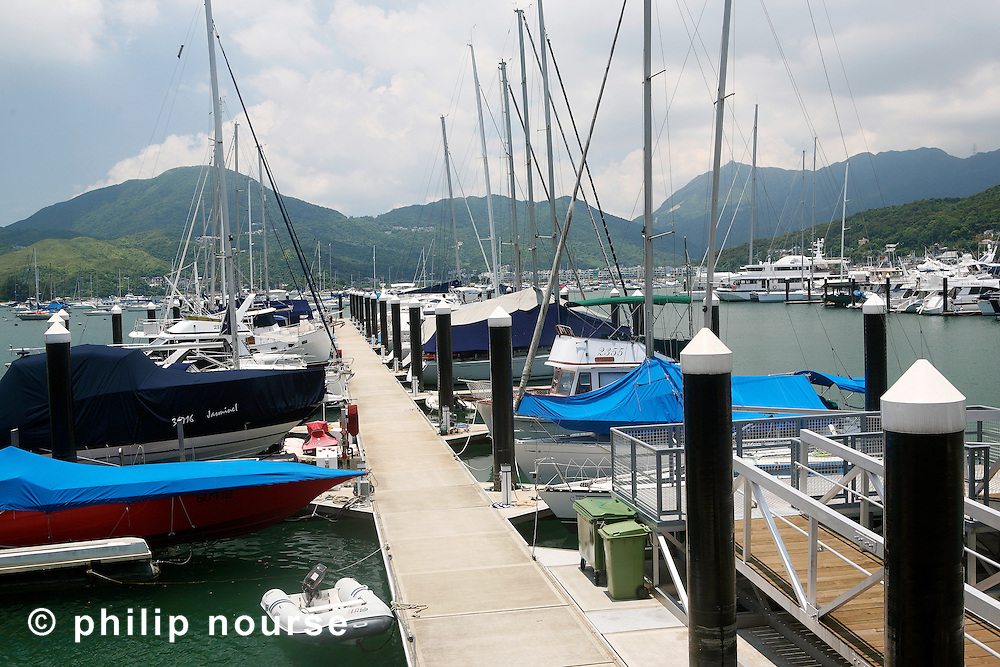 Shelter Cove, Hebe Haven, New Territories