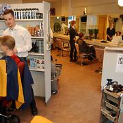 Kapsalon Stevens Hairstyling Vrijheidsplein Zeist int.