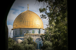 5 May 2016, Jerusalem: Al-Aqsa Mosque in the Old City, Jerusalem.