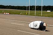 Testen op RDW baan - Testing at RDW track