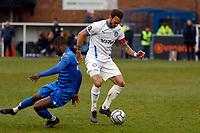 Liam Hogan. King's Lynn Town FC 0-4 Stockport County FC. Vanarama National League. The Walks. 27.4.21