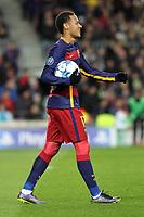 Neymar Barcelona<br /> Barcelona 24-11-2015 Stadio Camp Nou<br /> Football Calcio Champions League 2015/2016 <br /> Group Stage - Group E Barcelona - As Roma /  Barcellona - As Roma 6-1<br /> Foto Luca Pagliaricci / Insidefoto