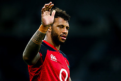 Courtney Lawes of England - Mandatory by-line: Robbie Stephenson/JMP - 06/09/2019 - RUGBY - St James's Park - Newcastle, England - England v Italy - Quilter Internationals