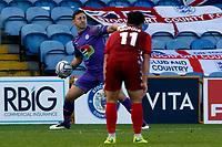 Ben Hinchliffe. Stockport County FC 3-0 Dover Athletic FC. Vanarama National League. 10.10.20