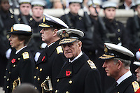 Anne Princess Royal; Prince Andrew Duke Of York; Prince Philip Duke Of Edinburgh; Charles Prince of Wales Remembrance Sunday - Cenotaph Service, Whitehall, London, UK, 14 November 2010:  Contact: Ian@Piqtured.com +44(0)791 626 2580 (Picture by Richard Goldschmidt)