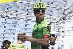 March 10, 2017 - Montalto Di Castro, ITALY - Belgian Sep Vanmarcke of Cannondale Drapac Pro Cycling Team pictured during the third stage of the 51st edition of the Tirreno-Adriatico cycling race,204 km from Monterotondo Marittimo to Montalto di Castro, Italy, Friday 10 March 2017. ..BELGA PHOTO YUZURU SUNADA (Credit Image: © Yuzuru Sunada/Belga via ZUMA Press)