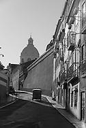 Portugal. Lisbon. Pantheon area in Alfama district / le quartier du Pantheon dans  l'Alfama . Lisbonne