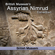 Nimrud or Kalhu Assyrian  Relief Sculpture - Northwest Palace - British Museum - Pictures