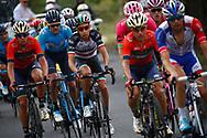 Fabio Aru (ITA - UAE Team Emirates) during the 101th Tour of Italy, Giro d'Italia 2018, stage 6, Caltanissetta - Etna 163 km on May 10, 2018 in Italy - Photo Luca Bettini / BettiniPhoto / ProSportsImages / DPPI