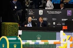 Philippaerts Ludo, Spronken, eignaar Extra<br /> The Dutch Masters<br /> Indoor Brabant - 's Hertogen bosch 2018<br /> © Dirk Caremans<br /> 10/03/2018
