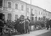 Siedlce Ghetto in eastern Poland was occupied in October 1939. When the town was occupied by German troops on 10 October 1938 approximately 50% of the town's 30,000 inhabitants were Jewish.