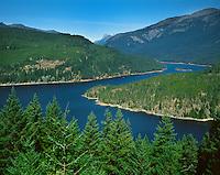 Ross Lake, North Cascades Scenic Highway, WA