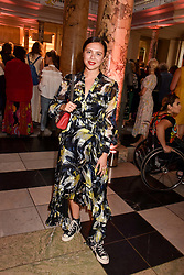 """Bel Powley at the opening of """"Frida Kahlo: Making Her Self Up"""" Exhibition at the V&A Museum, London England. 13 June 2018."""