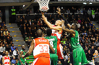 Nicholas Pope  - 29.12.2014 - Lyon Villeurbanne / Le Havre - 16e journee Pro A<br />