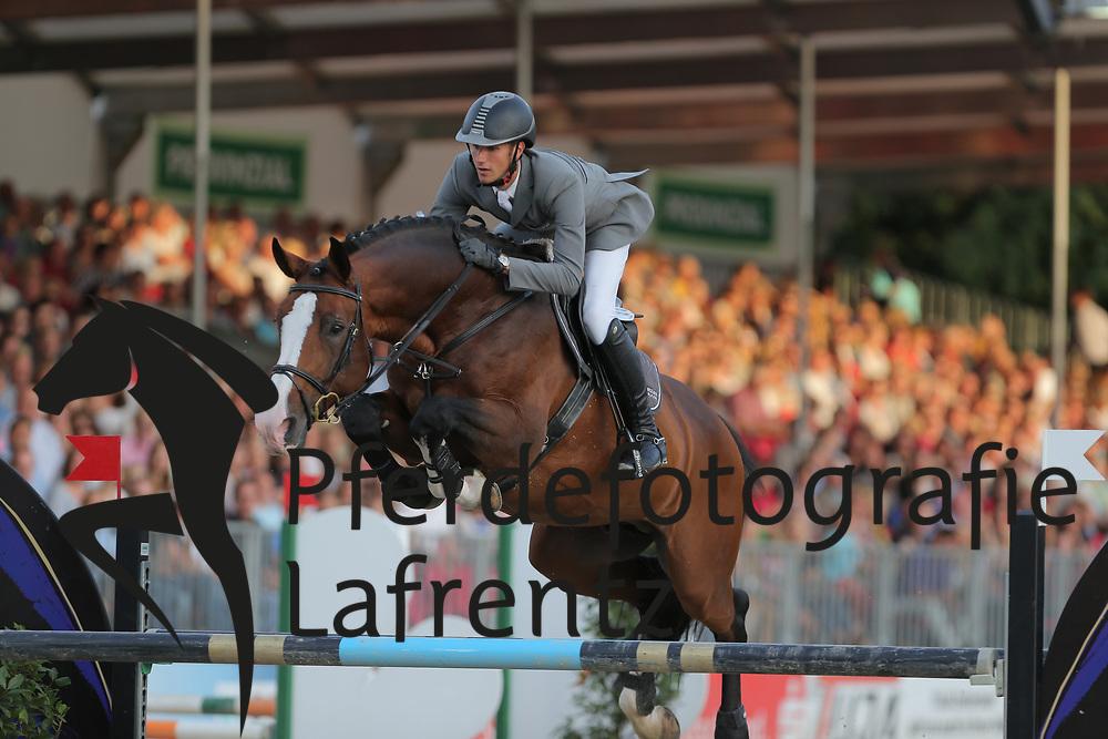 Kukuk, Christian, Limonchello NT<br /> Münster - Turnier der Sieger<br /> Finale - Youngster Tour<br /> © www.sportfotos-lafrentz.de/ Stefan Lafrentz