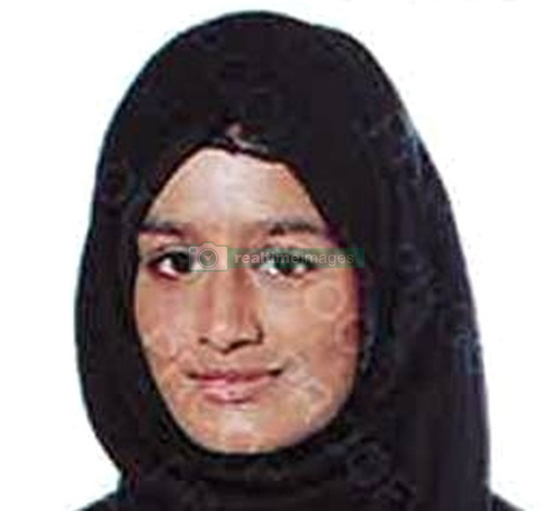 BEST QUALITY AVAILABLE Undated handout photo issued by the Metropolitan Police of east London schoolgirl Shamima Begum, who left Britain as a 15-year-old to join the Islamic State group and is now heavily pregnant and wants to come home.