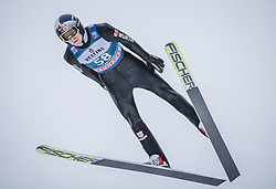 31.12.2018, Olympiaschanze, Garmisch Partenkirchen, GER, FIS Weltcup Skisprung, Vierschanzentournee, Garmisch Partenkirchen, Qualifikation, im Bild Andreas Wellinger (GER) // Andreas Wellinger of Germany during the qualifying for the Four Hills Tournament of FIS Ski Jumping World Cup at the Olympiaschanze in Garmisch Partenkirchen, Germany on 2018/12/31. EXPA Pictures © 2018, PhotoCredit: EXPA/ Stefanie Oberhauser