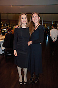 SASKIA SPENDER; COSIMA SPENDER,  Joint opening reception for the  Van Doesburg and Arshile Gorky exhibitions. Afterwards a dinner for the Gorki exhibition. Tate Modern. London. 9 February 2010