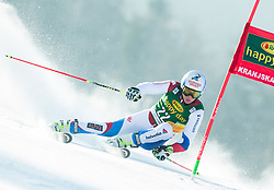 CAVIEZEL Gino of Switzerland competes in 1st Run during Men Giant Slalom race of FIS Alpine Ski World Cup 54th Vitranc Cup 2015, on March 14, 2015 in Kranjska Gora, Slovenia. Photo by Vid Ponikvar / Sportida
