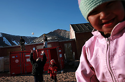 A changing climate - which shows itself in warming temperatures, earlier summers, later winters, and shrinking and thinning sea ice - threatens the livelihoods and traditions of some of the last subsistence hunters on Earth, the Polar Inuit communities of far Northwest Greenland.