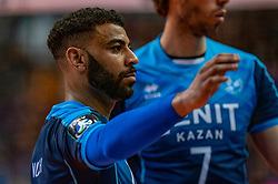 18-05-2019 GER: CEV CL Super Finals Zenit Kazan - Cucine Lube Civitanova, Berlin<br /> Civitanova win the Champions League by beating Zenit in four sets / Earvin Ngapeth #9 of Zenit Kazan