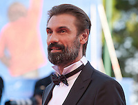 Fabrizio Gifuni at the opening ceremony and premiere of the film La La Land at the 73rd Venice Film Festival, Sala Grande on Wednesday August 31st, 2016, Venice Lido, Italy.