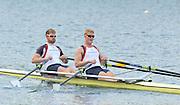 Caversham, Great Britain. GBR M2X, Marcus BATEMAN, GB Rowing media day, GB Rowing Training Centre, Caversham. Tuesday   18/05/2010 [Mandatory Credit. Peter Spurrier/Intersport Images]