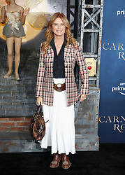 Roma Downey at the Los Angeles premiere of Amazon's 'Carnival Row' held at the TCL Chinese Theatre in Hollywood, USA on August 21, 2019.