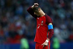 June 28, 2017 - Cristiano Ronaldo de Portugal durante partida entre Portugal x Chile válida pelas semifinais da Copa das Confederações 2017, nesta quarta-feira (28), realizada no Estádio da Arena Kazan, na cidade de Kazan, na Rússia. (Credit Image: © Heuler Andrey/Fotoarena via ZUMA Press)