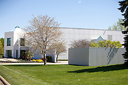 Exterior view of Prince's Paisley Park recording studio and home. Chanhassen Minnesota MN USA