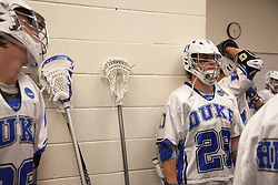 31 May 2010: Duke Blue Devils midfielder Mike Catalino (29) before playing the Notre Dame Irish in the NCAA Lacrosse Championship at M&T Bank Stadium in Baltimore, MD.  The Blue Devils would go on that day to win the national title.