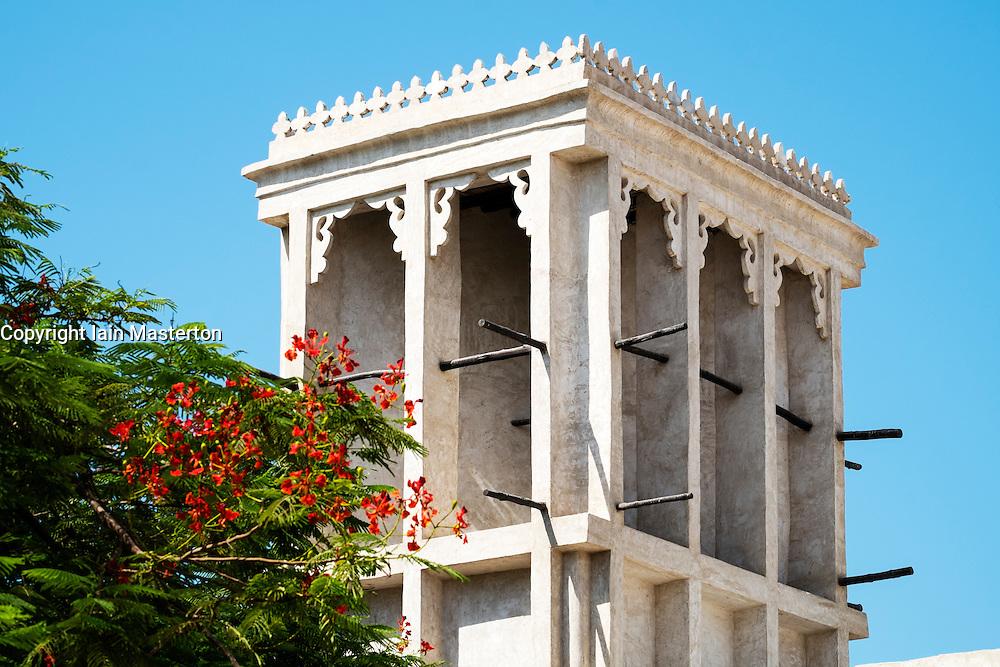 Ras Al Khaimah Museum based in former fort in  United Arab Emirates UAE