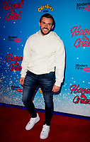 Nathan Massey at the CBeebies Christmas Show Hansel and Gretel, Cineworld Leicester Square, London. 24.11.19