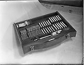 1952 - Newbridge Cutlery: large table canteen
