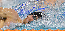 02-04-2015 NED: Swim Cup, Eindhoven<br /> Martin Bau SLO 800m freestyle<br /> Photo by Ronald Hoogendoorn / Sportida