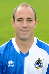 Mark McCrystal of Bristol Rovers - Mandatory byline: Dougie Allward/JMP - 07966386802 - 03/08/2015 - FOOTBALL - Bristol Rovers Training Ground -Bristol,England - Bristol Rovers Headshots
