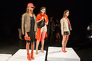 Fashions by Monika Chiang at Spring 2013 Fashion Week in New York.