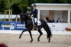 Moreira Joao Pedro, POR, Fuerst Kennedy<br /> World Championship Young Horses Verden 2021<br /> © Hippo Foto - Dirk Caremans<br />  28/08/2021