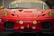 September 30-October 1, 2011: Petit Le Mans. 62 Tim Mullen, Roger Wills; Pierre Ehret; Ferrari F430, CRS Racing