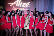 """The Ladies of Alize and Felicia Fletcher, Alize Diamond Awardee at The Ludacris Foundation 5th Annual Benefit Dinner & Casino Night sponsored by Alize, held at The Foundry at Puritan Mill in Atlanta, Ga on May 15, 2008.. Chris """"Ludacris"""" Bridges, William Engram and Chaka Zulu were the inspiration for the development of The Ludacris Foundation (TLF). The foundation is based on the principles Ludacris learned at an early age: self-esteem, spirituality, communication, education, leadership, goal setting, physical activity and community service. Officially established in December of 2001, The Ludacris Foundation was created to make a difference in the lives of youth. These men have illustrated their deep-rooted tradition of community service, which has broadened with their celebrity status. The Ludacris Foundation is committed to helping youth help themselves."""