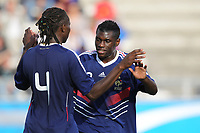 FOOTBALL - UEFA EURO 2011 - UNDER21  - QUALIFYING - GROUP 8 - FRANCE v MALTA - 7/09/2010 - PHOTO ERIC BRETAGNON / DPPI - JOY FRANCE