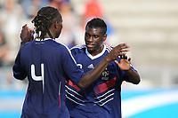 FOOTBALL - UEFA EURO 2011 - UNDER21  - QUALIFYING - GROUP 8 - FRANCE v MALTA - 7/09/2010 - PHOTO ERIC BRETAGNON / DPPI - JOY FRANCE